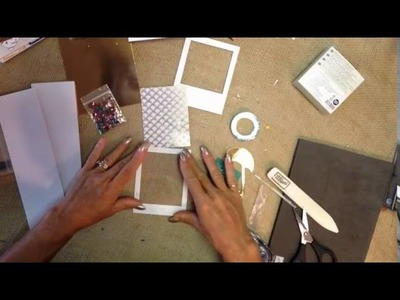 How to Make Your Own Quick and Easy Shaker Card with Project Life Accessory Packs