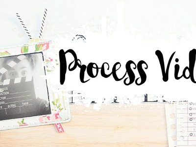"How to ""Netflix"" | Scrapbook Process Video"