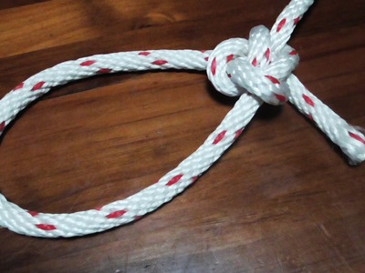 How To Tie An Enhanced Bowline Knot - WhyKnot