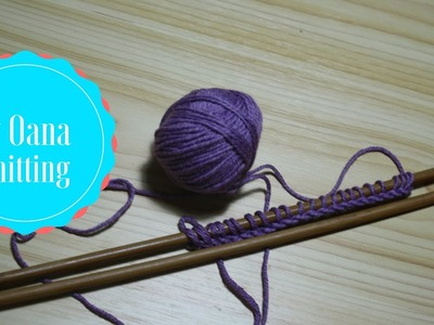 Knitting for crocheters   cast on without long tail