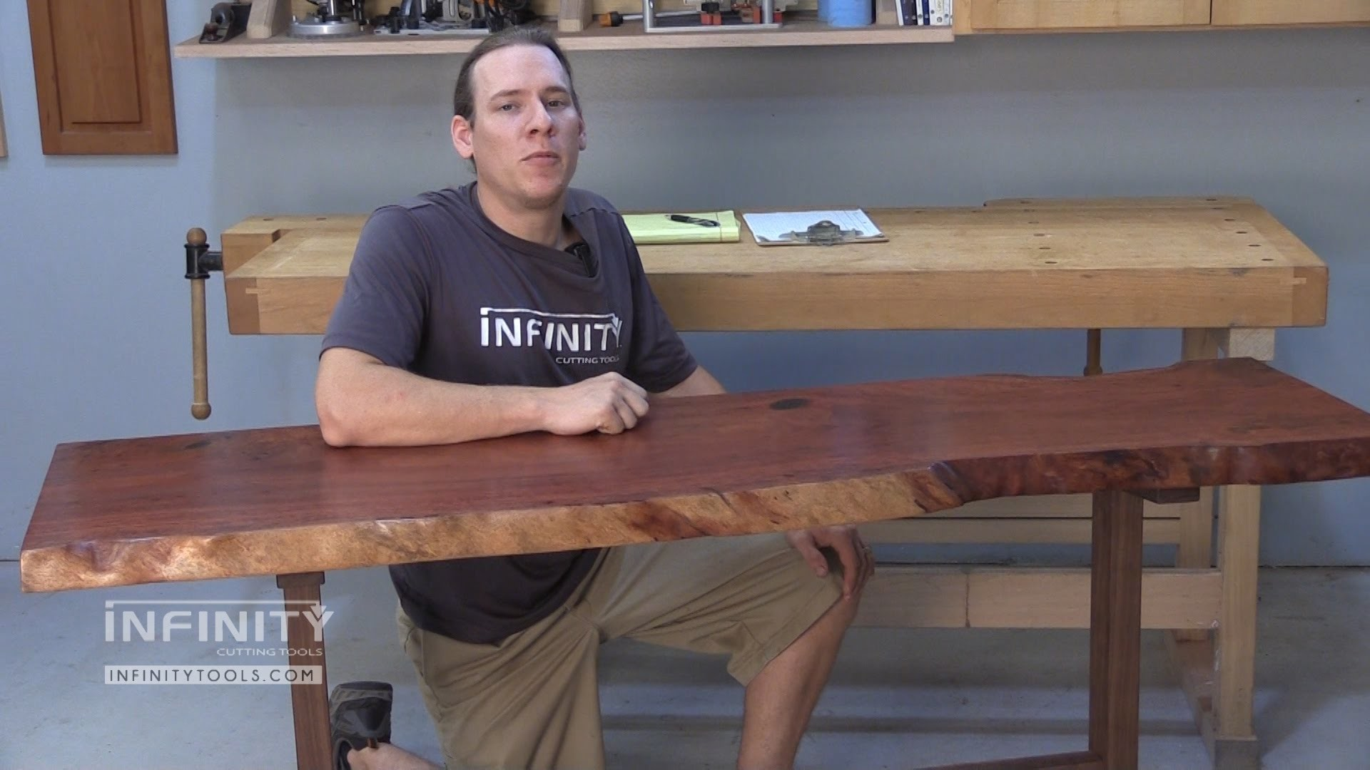 Live-Edge Slab Table Part 3: How To Build a Table Base
