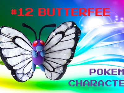 Pokemon GO   How to make Butterfree pokemon   Nghe's House   #12