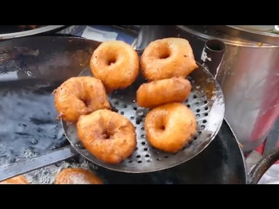 ANDHRA GARELU |  TRADITIONAL BREAKFAST RECIPE IN INDIA | Vada Recipe | How to Make Medu Vada