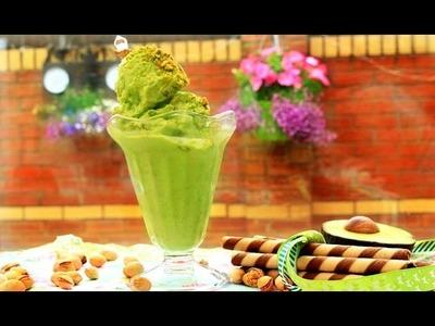 Avocado Ice Cream | How It's Made