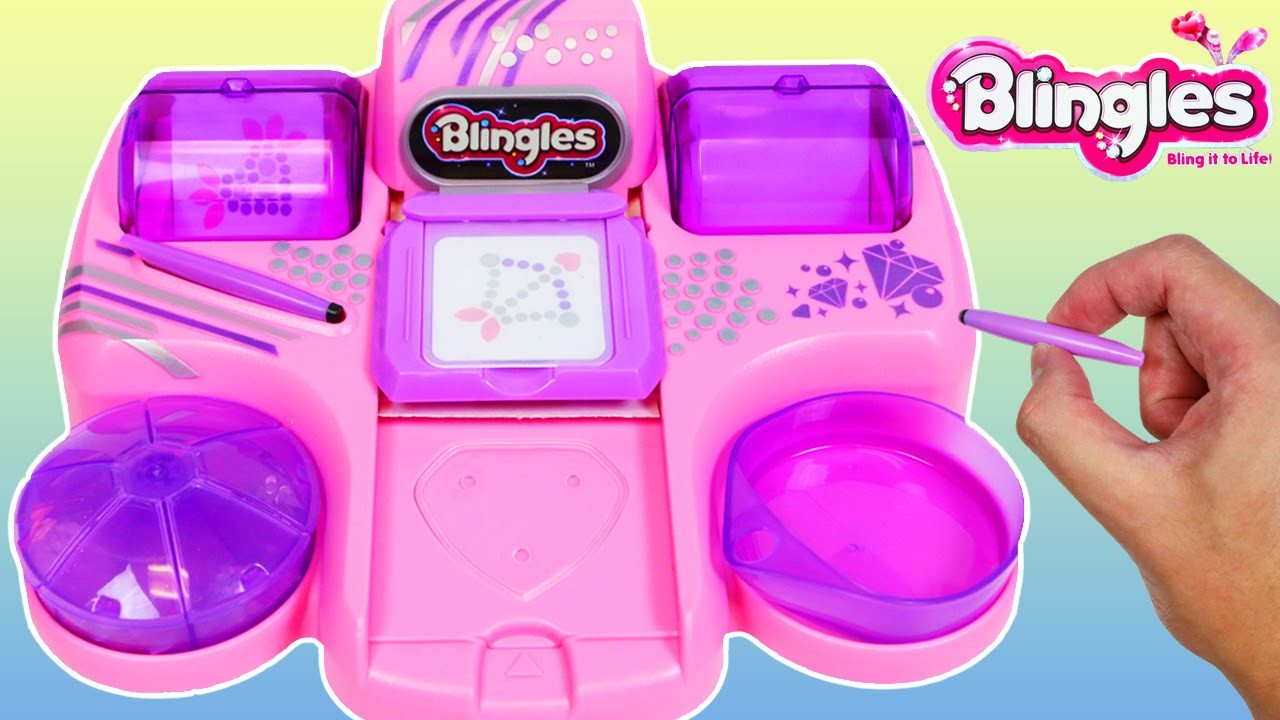 BLINGLES Bling Jewel Studio   Fun & Easy DIY Style and  Design Your Own Accessories!
