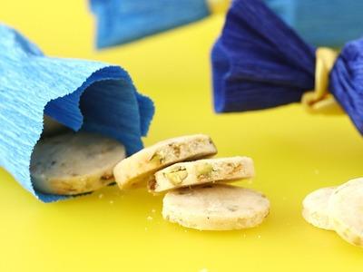Crepe Paper Cookie Packaging - Martha Stewart