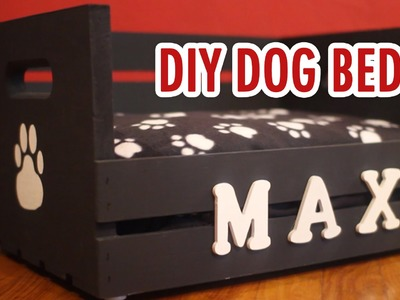 DIY Dog Bed (for small dogs!) - HGTV Handmade