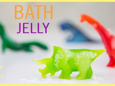 DIY | How to Make Bath Jelly (Easy Recipe!!)