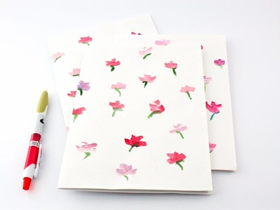 DIY Paper Notebook