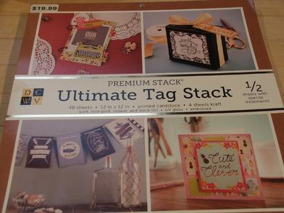 Fun new Paper Pad flip - great 4 flip books, project life etc.