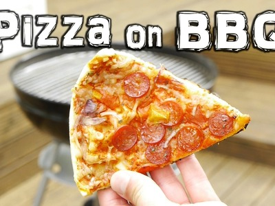 How to BBQ Pizza - The Tests