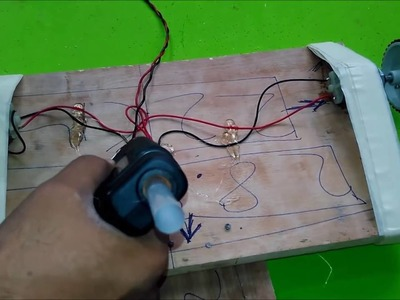 How to make a hoverboard at home   very simple