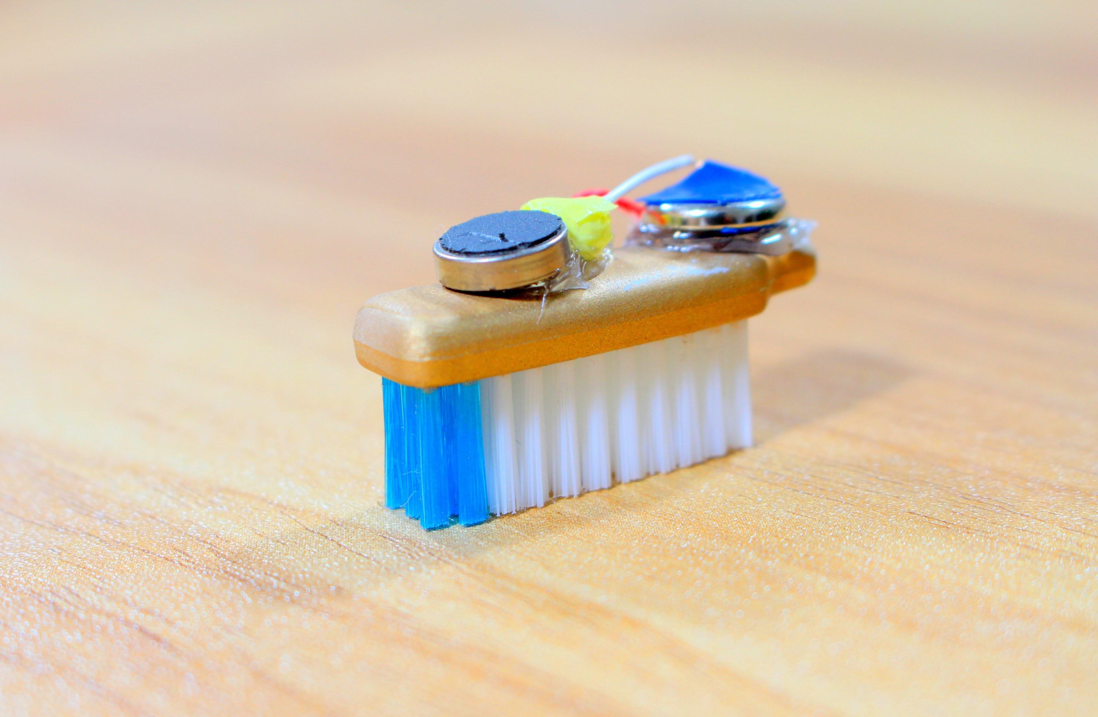 How to Make a Mini BristleBot
