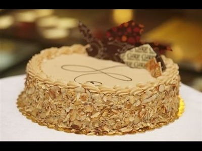 How to make butterscotch cake | the icing on the cake | how decorate a cake