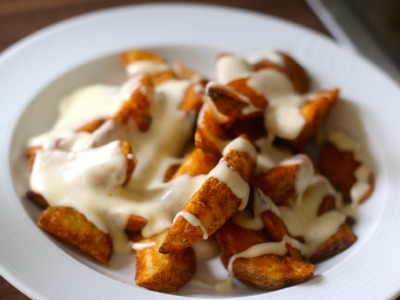 How to make Cheesy Wedges