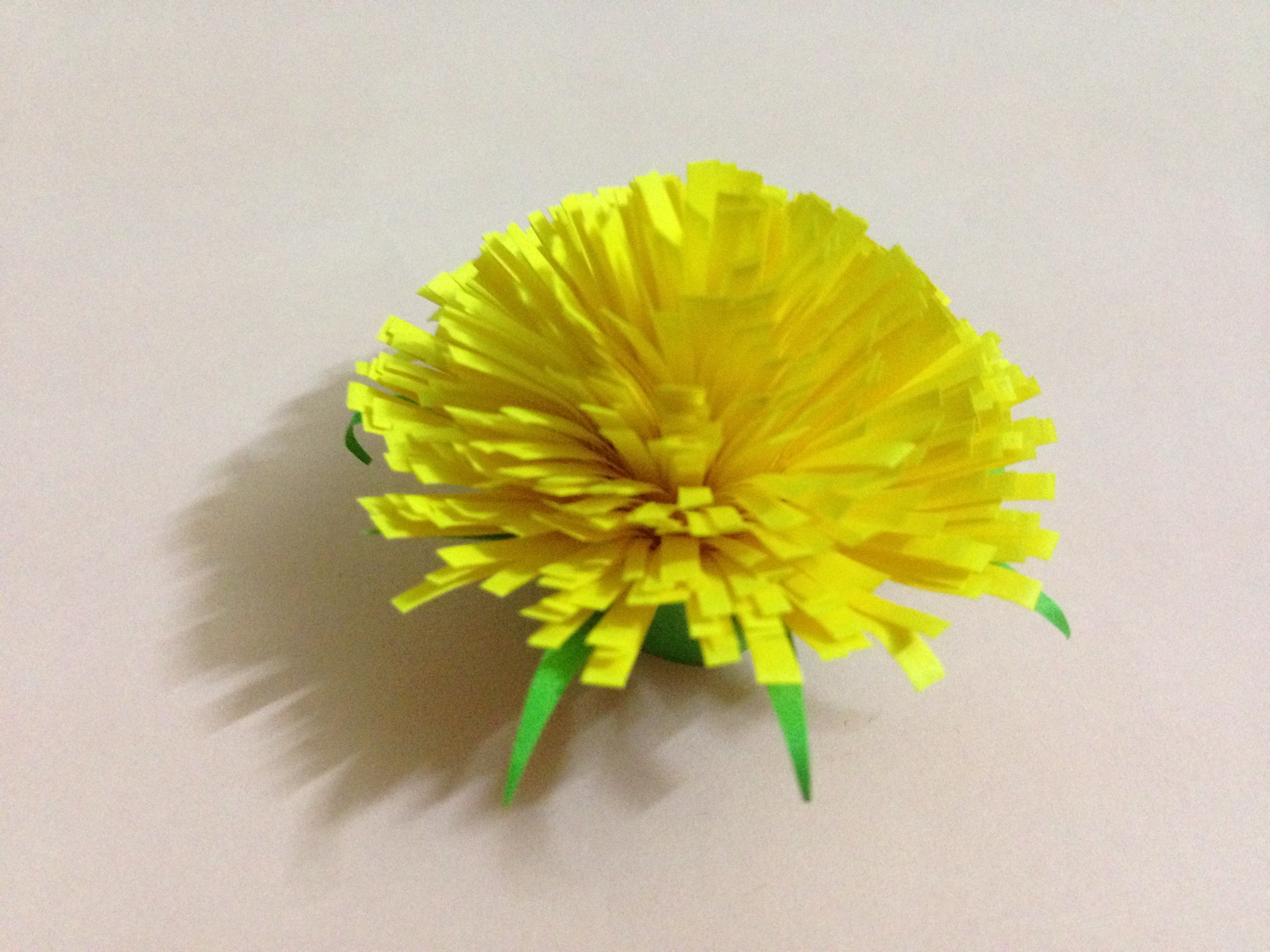 How To Make Marigold Paper Flower Easy Origami Flowers For
