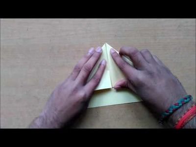 How to Make paper Boat   Easy Tutorial