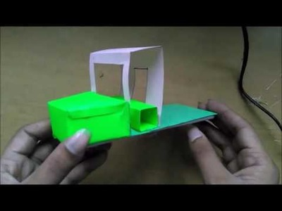 How to Make Paper Truck   Easy Learning   toy for kids