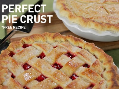 How to make pie crust (with free recipe) | Baking Tutorial with Zoë François