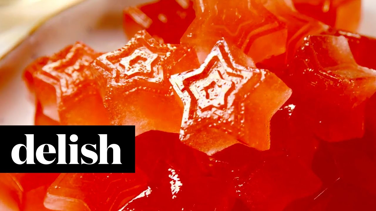 How To Make Rosé Gummies | Delish