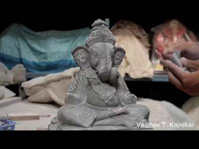 How to Make Your Own Ganpati