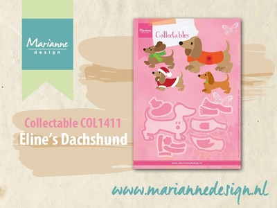How to play with the doggy Collectable COL1411 by Eline