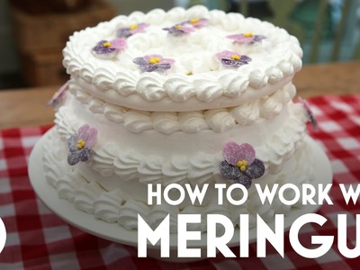 How to Work with Meringue | The Great British Baking Show | PBS Food