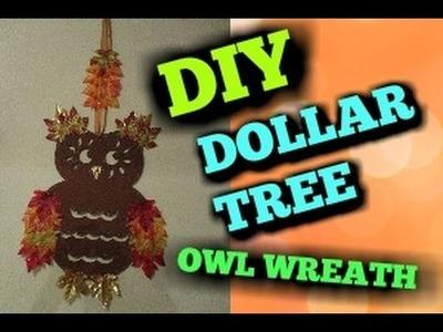 OWL DOOR HANGING ~DOLLAR TREE~