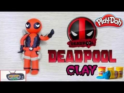 Play doh how to make depool  ✿  play doh clay videos depool ✿ creative fun for kids with clay tv