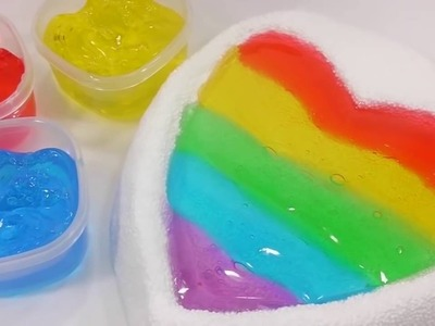 Play Doh Ice Cream Maker Shop - How To Make 'Colors Water Drop Jelly Gummy Pudding' Learn Colors