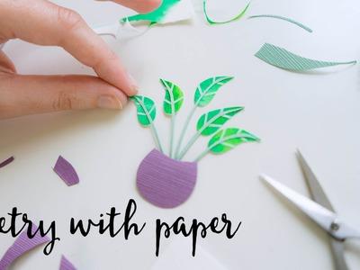 Poetry with Paper feat. Artist & Illustrator Tara Galuska