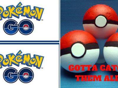 Pokemon Go - How to Make a Pokeball