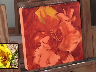 Preview How to Paint Flowers in Oil with Julie Gilbert Pollard