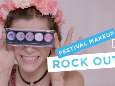 PRIMARK | Festival Make Up How To
