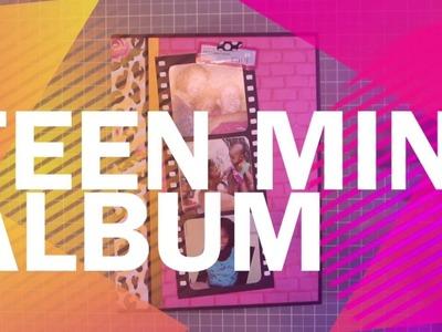 Teen Scrapbook Mini Album Review: All Occasion 2