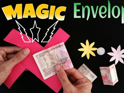 "Tutorial to make a Paper ""Magic Envelope"" 