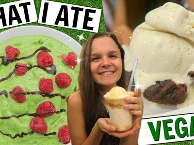 WHAT I ATE ♡ HOW TO GET DIABETES AS A VEGAN!