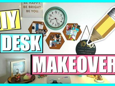 Back To School DIY Desk Makeover!