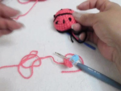 Catarina amigurumi a crochet (VERSION Diestro)