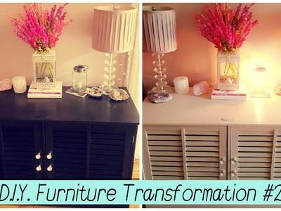 D.I.Y. Furniture Transformation #2