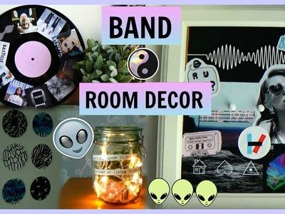 DIY BAND.MUSIC ROOM DECOR