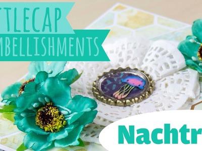 [DIY] Bottlecap Embellishments   Nachtrag