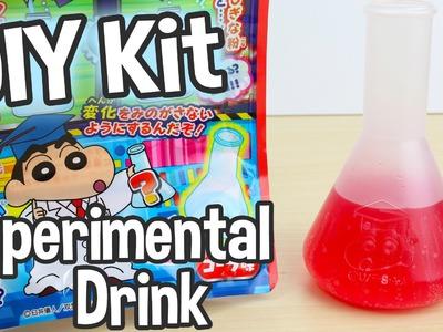 DIY Crayon Shin-chan Experimental Drink Japanese Candy Kit