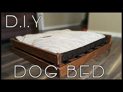 DIY DOG BED