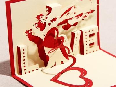 DIY Gifts! Easy DIY Card Ideas (DIY Cards with Birthday & Valentine's Day)