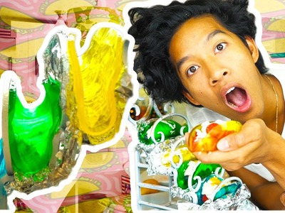 DIY Jello Gummy Tacos!!!!!!!
