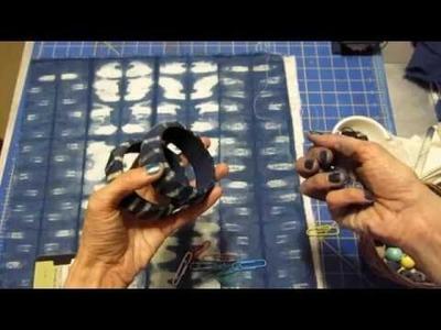 DIY: Shibori Dye