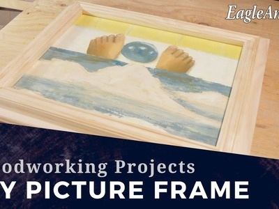 DIY Woodworking: Make A Picture Frame