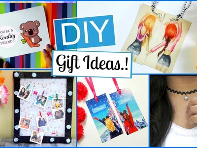 Easy DIY Friendship Day Gift Ideas! | Last minute.!