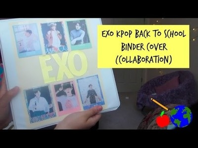 EXO Back To School DIY Collaboration